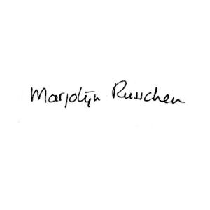 Logo Marjolijn Russchen